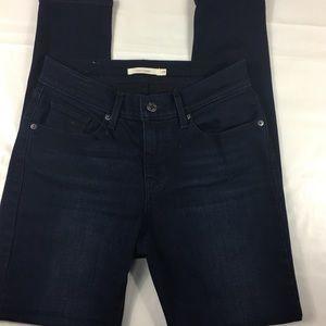 Levi's curvy skinny jeans size 28